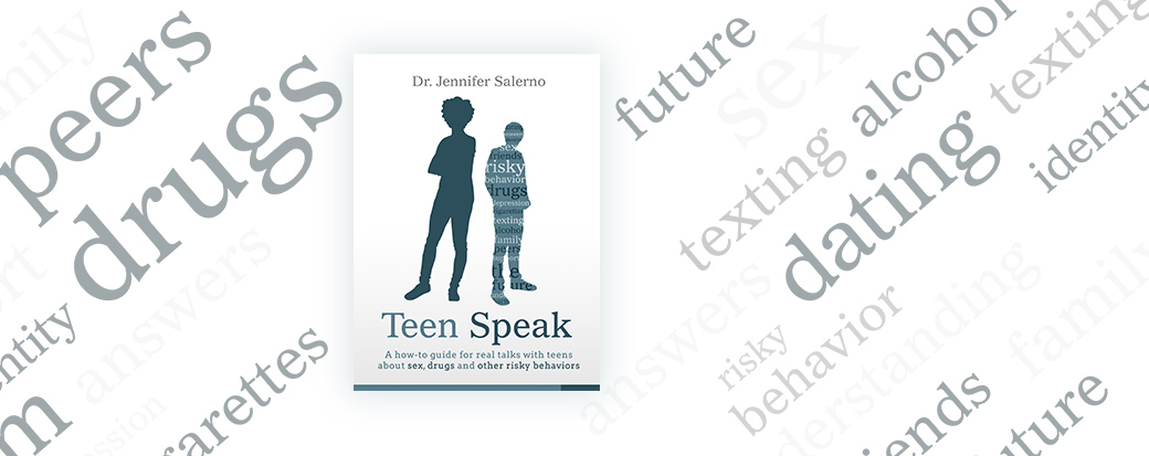 Order Teen Speak today!